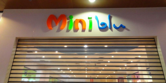 Amenajare spatiu comercial – Miniblu, Feeria Baneasa